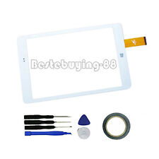 New White  Digitizer Touch Screen Panel for CHUWI HI8 8 inch Tablet