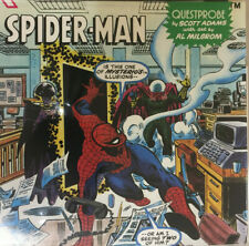 Spider-Man VS Mysteriou's Atari 800/XL/XE  Disk New Load'N'Go