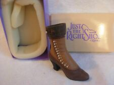 1999 Just the Right Shoe by Raine High Button Boot 25034