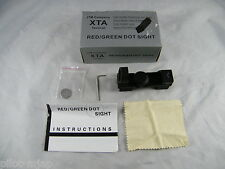 Jtm Xta Tactical ~ Red / Green~ Dot Sight ~ Part Number Bw19B ~ New