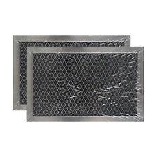 LG Charcoal Filter Fits 5230W1A011B LMV1630WW LMV1630BB MVH1615WW MV1610ST(2-PK)
