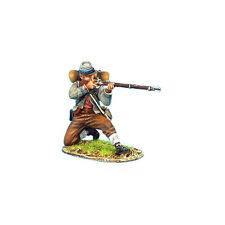 First Legion: ACW059 Confederate Infantry Kneeling Firing