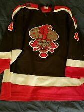 Insane Clown Posse Jonco Great Milenko Hockey Jersey Red twiztid esham XXL 2XL