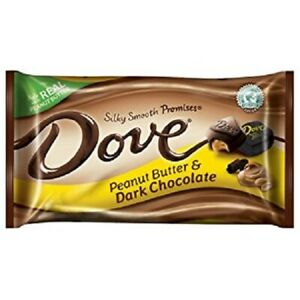 Dove Peanut Butter & Dark Chocolate Silky Smooth Promises Chocolate Candy