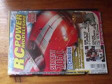 $$a Revue RC Power Modelisme N°21 Dodge Viper GTS R  Serpent 705  RB X12 Turbo