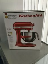 More details for kitchenaid 5ksm7591xber red (ca987) 6.9 ltr planetary food mixer free post