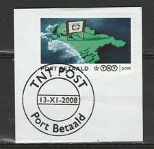 NVPH BZ 32 Port Betaald Reclamebord 2008 Gestempeld