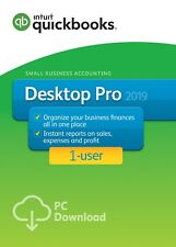 QuickBooks Pro 2019 [DOWNLOAD] - message us for our price list