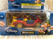 Disney Motorama TOPOLINO Die Cast Metal Collector model 1:43 Scale NEW