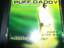 Puff Daddy Feat Jimmy Page US Promo CD Single – Like New