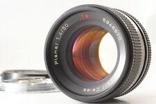 [Near MINT] Contax Carl Zeiss Planar f1.4 50mm T* AEJ From JAPAN b60
