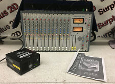 SOUNDCRAFT GP1 Professional 12 Channels Portable Broadcast Audio Mixer