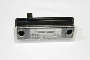 License plate light assy for BMW 8 series E-31