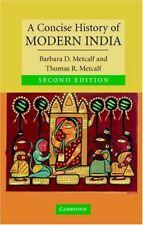 A Concise History of Modern India (Cambridge Conci