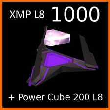 Ingress XMP 1000 x BURSTER L8 plus 200 x Power Cube Level 8