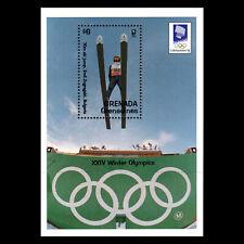 Grenada Gr 1993 - Winter Olympic Games '94 Lillehammer - Sc 1555 MNH