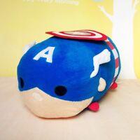 "NEW Marvel Authentic Disney Tsum Tsum Captain America  11"" Plush Toy Gift"