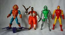 Marvel Secret Wars lot Iron Man, Dr Doom, Falcon, Hobgoblin & Glider