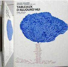 Tableaux d'aujourd'hui Binoche palais Galliera 12/1971 Fontana Peter Klasen Dali