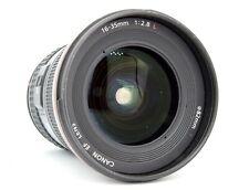 Canon Zoom EF 16 - 35 mm 2.8 L II USM Objektiv Lens (A-222)