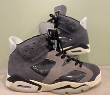 Nike Air Jordan 6 Retro Tech Chrome CK6635-001 Men's 10 (W 11.5) EUC CLEAN