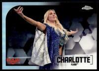 2020 WWE Chrome Image Variation #IV-10 Charlotte Flair