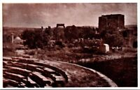 Vintage Postcard The Ruins Byblons Lebanon Unposted