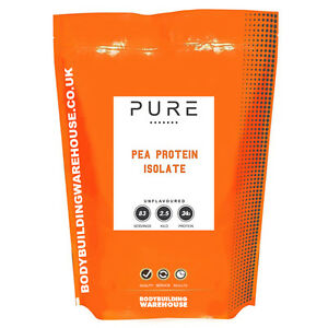 Pure Vegan Protein 1kg Pea Protein Isolate Vegan Protein Powder - High Quality