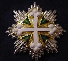 ITALY ORDER OF SAINTS MAURICE & LAZARUS BREAST STAR GRAND CROSS