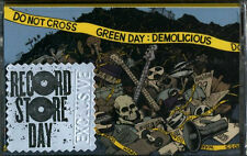 GREEN DAY - Demolicious - Record Store Day Cassete Tape - SEALED & NEW - CSD RSD