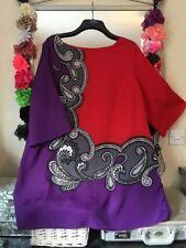 Monsoon Plus Size 3/4 Sleeve Mini Dresses for Women