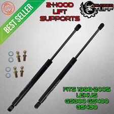 Lift Supports Shocks For Lexus GS300 GS400 GS430 Front Hood Gas Springs New 2pc