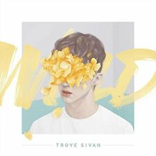 TROYE SIVAN - WILD E.P.   (CD) Sealed