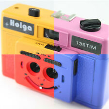 LOMO Holga 135TIM 135 TIM 35mm 135 Half frame film 3D camera black corner effect