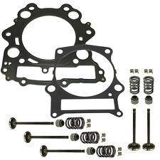 Cylinder Intake Exhaust Valve Kit for Yamaha Raptor 660r Yfm660r 4x4 01-05 ok