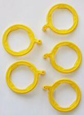 Posterior Aiming Ring Yellow Xcp 5 Pcs