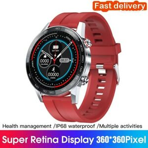 Smart Watch Heart Rate Blood Pressure Monitor Sport Fitness Tracker IOS Android