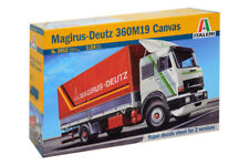 Italeri 3912 - 1/24 Magirus-Deutz 360M19 Canvas Truck - Neu