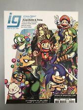 IG Magazine Hors Série #1 Juillet / Aout 2011 - Etat Neuf
