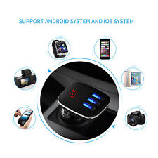 CAR KIT LCD LETTORE MP3 Radio Trasmettitore FM Wireless Bluetooth USB/SD Vivavoce
