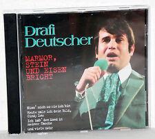CD DRAFI DEUTSCHER - Mamor, Stein und Eisen bricht