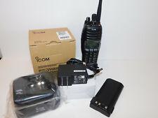 Icom F9011-T VHF 136-174mhz P25 Digital Public Safety Grade Portable Radio Read