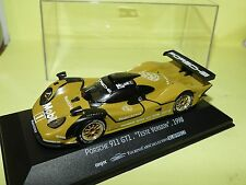 PORSCHE 911 GT1 TEST VERSION 1998 ONYX XLM99012 1:43