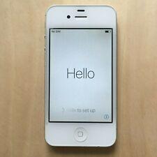 Apple iPhone 4s - 8GB - White (Unlocked) A1387 (CDMA + GSM)