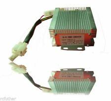 GOLF CART DC CONVERTER 30 AMP 48V 48 VOLT 36V 36 VOLT VOLTAGE REDUCER 12V 360W n