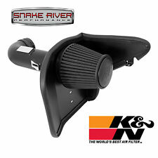 K&N BLACKHAWK DRY COLD AIR INTAKE 2010-2015 CHEVY CAMARO SS 6.2L V8 NON CARB