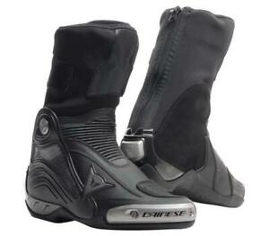Dainese Axial D1 Boots Black - Many Sizes - Fast & FREE Shipping!