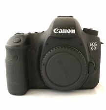 Canon 6D Body With Battery Grip, 2 Batteries, And Battery Charger