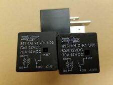 4 Pieces Song Chuan ISO Relay 12VDC coil SPST 70A PN 897-1AH-C-R1-U06  (32)