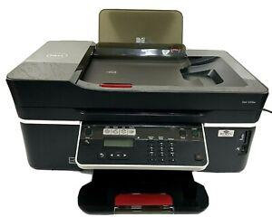 Dell Model V515W All-In-One Inkjet Printer All-In-One Printer Black